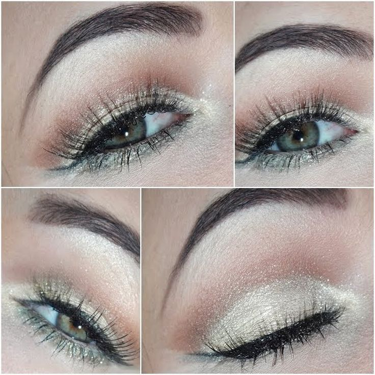 Glam with Green by Bruna R. Click the pic to see what products she used. #beauty #makeup #everydaylook