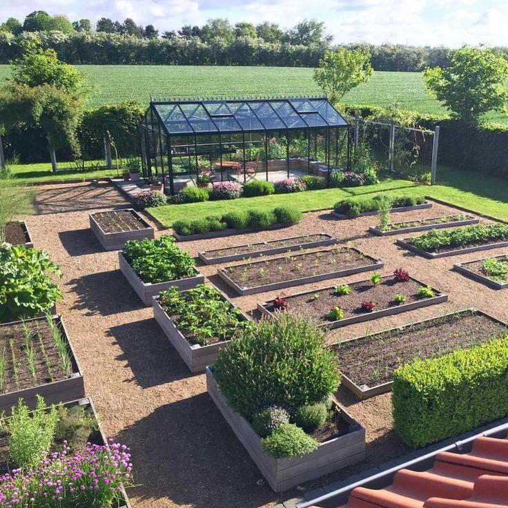 65 Best Potager Gardens Images On Pinterest: 856 Best Garden Potager Parterres & Formal Images On
