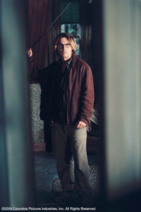 Still of Johnny Depp in Secret Window (2004)