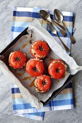 Italian food - Pomodori di riso