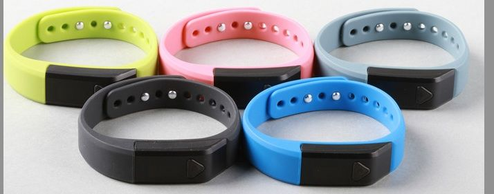 Have you noticed the 5 colours? Interchange the SMART Unit with any of the colours. As of November 10, $59.95 and get free ENERGY Fitness bracelet. ENERGY at checkout. Shipping inc. Make fitness fun!! A superior unit to the FitBit Flex at less money and has a display. Plus free bracelet. Guaranteed.