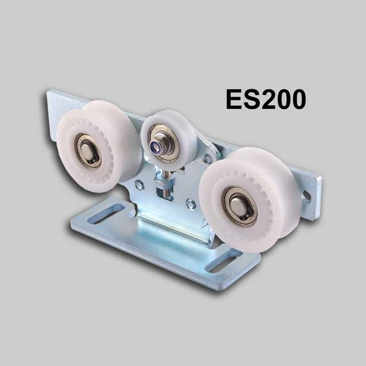 ES200 sliding door trolley / carriage / rollers / wheels    Automatic door hardware & spare parts, Dorma ES200 applicative- Sanway Technology China