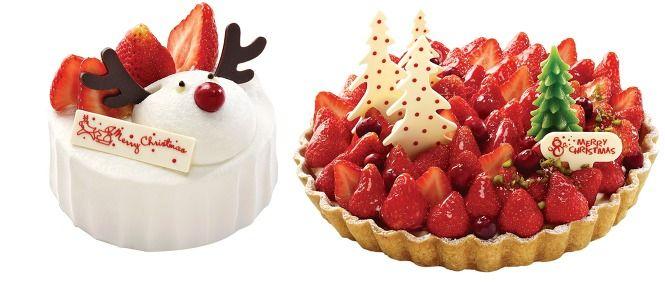 HAPPY SOCIAL MAGAZINE :: 해피걸이 추천하는 크리스마스 케이크, 파리크라상 편!
