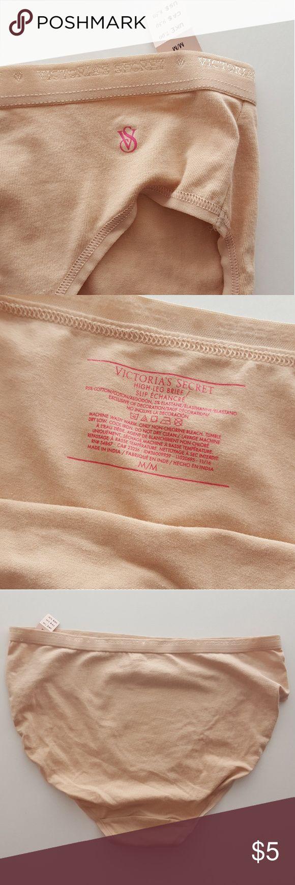 Victoria's Secret High-leg Brief NWT Victoria's Secret High-leg Brief Size: medium, NWT Victoria's Secret Intimates & Sleepwear Panties