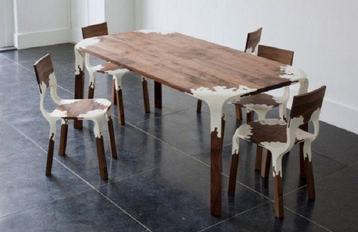 unique dining set designs