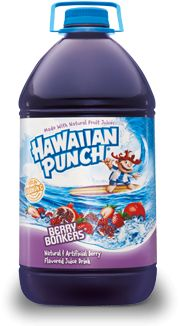 Hawaiian Punch: Product Information-For a Tangled party