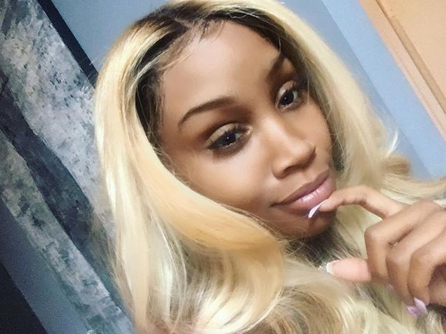 Full lace frontal installment on my other half ️ blondes ...
