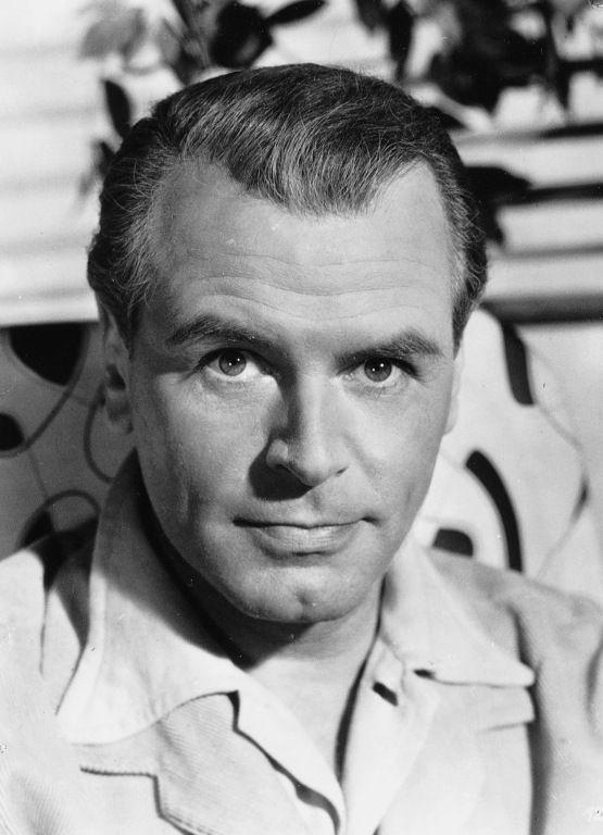 O. W. Fischer- österreichischer Schauspieler