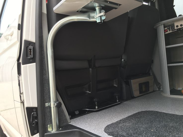 Swing Table To Passenger Seat Vw T5 T6 With Table Top