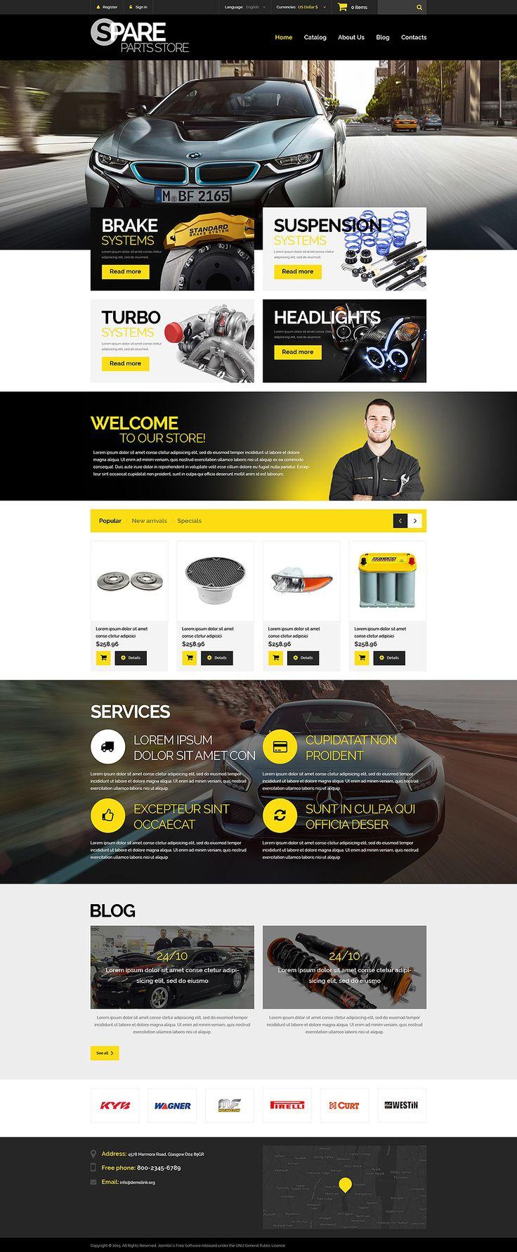 #Auto Parts Responsive #PrestaShop Theme #cars http://www.templatemonster.com/prestashop-themes/54986.html?utm_source=pinterest&utm_medium=timeline&utm_campaign=54986