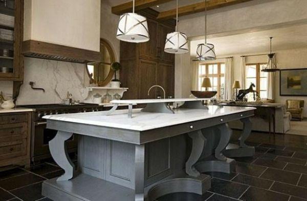 Lot central cuisine ikea et autres l 39 espace de cuisson for Ikea table de cuisson
