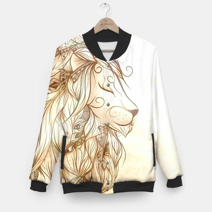 Poetic Lion by LouJah 54.95€