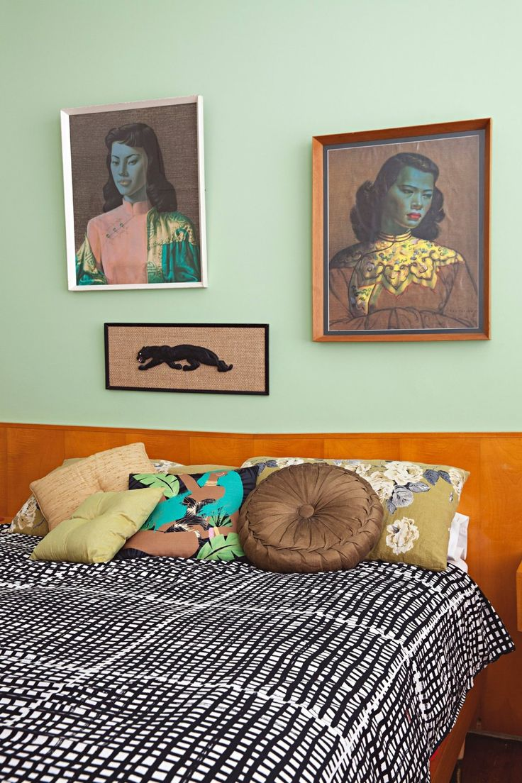 Best Ideas About Modern Retro Bedrooms On Pinterest Retro - Retro bedroom design