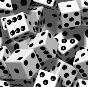 45 math games using dice