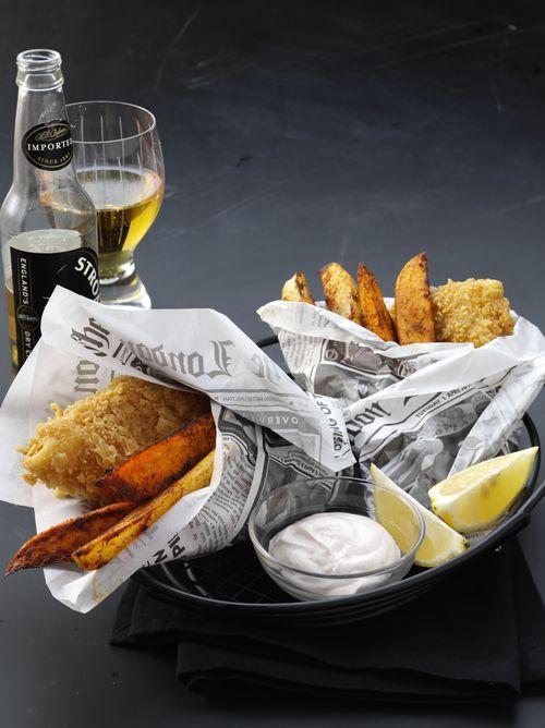 17 best images about quelletentation irr sistible les for Arthur treachers fish and chips
