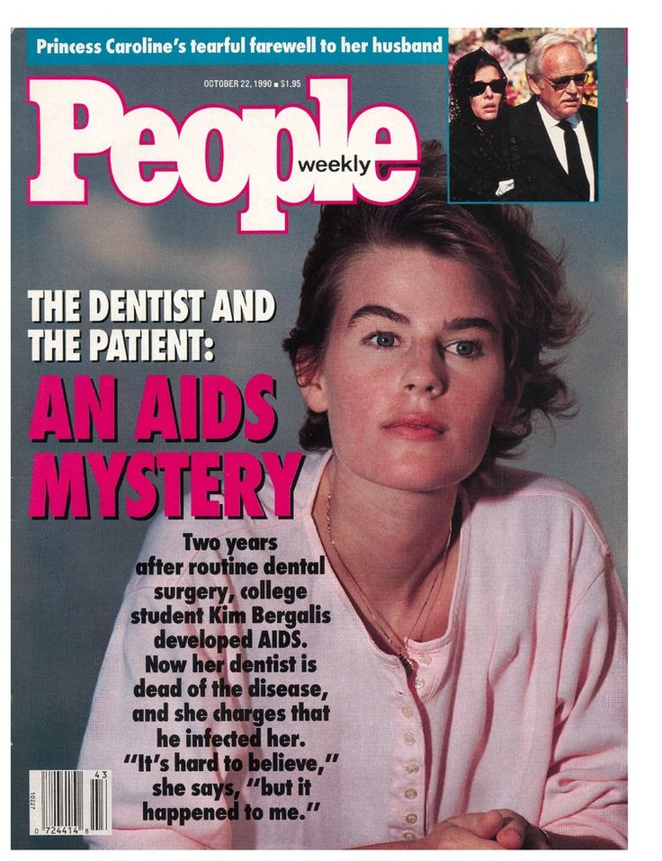 Kimberly Ann Bergalis (January 9, 1968 December 8, 1991
