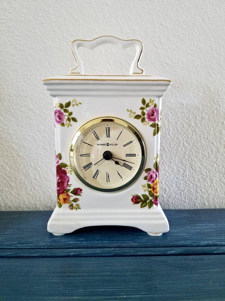 Decorative Bedroom Alarm Clocks: Best 25+ Vintage Mantle Ideas On Pinterest
