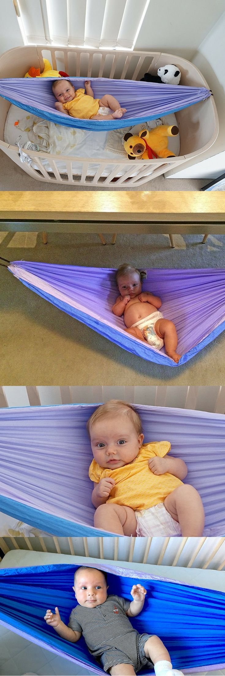 Baby crib hammock - The Traveling Baby Hammock Hold Up To 80 Pounds Great For When You Are