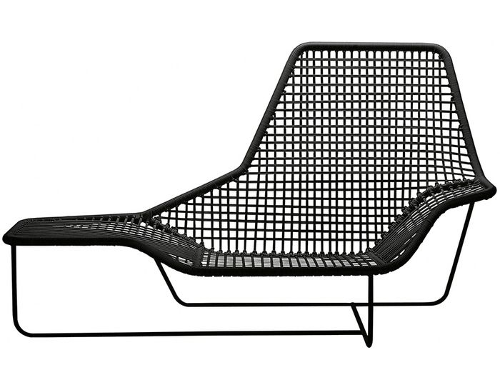 Lama Outdoor Lounge Chair - hivemodern.com