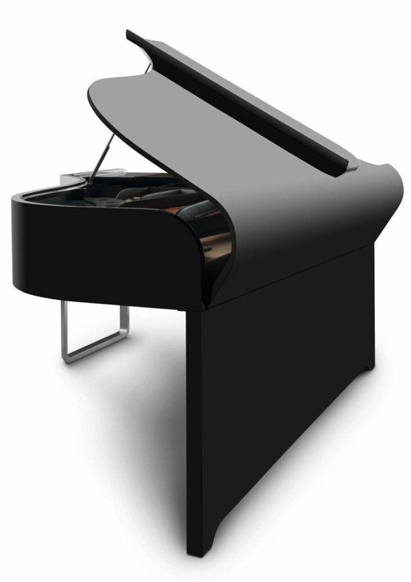 Music to My Eyes: Modern Piano by Audi & Bösendorfer in home furnishings  Category