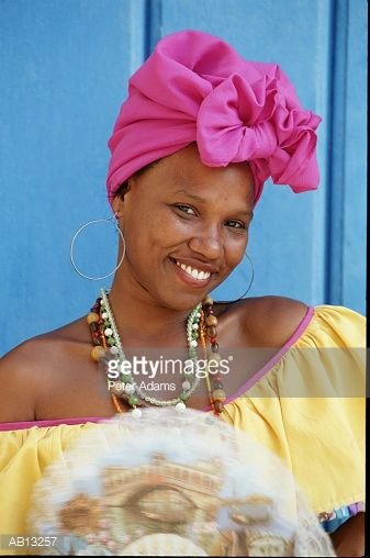 Cuban Headdress Google Search Cuban Women Headdress