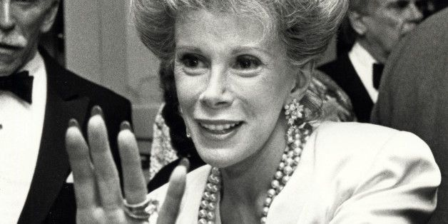 Joan Rivers Didn't Just Tell Jokes. She Fought For AIDS Patients And Suicide Prevention, Too