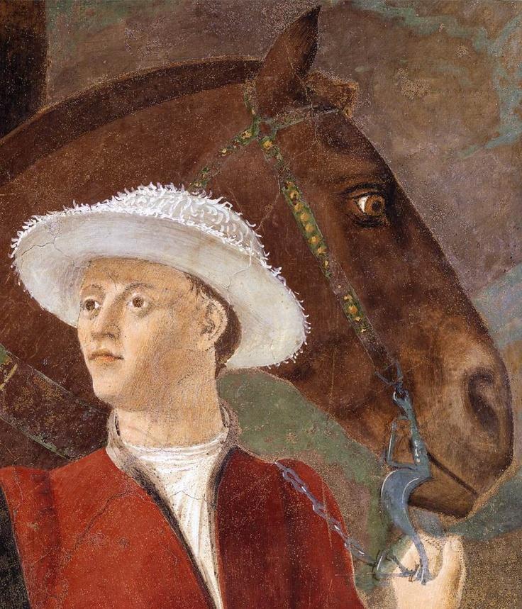 PIERO DELLA FRANCESCA - (1415 - 1492) -