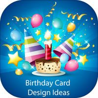 Birthday Card Maker - Birth Day Invitation Cards by Jasmine Patel