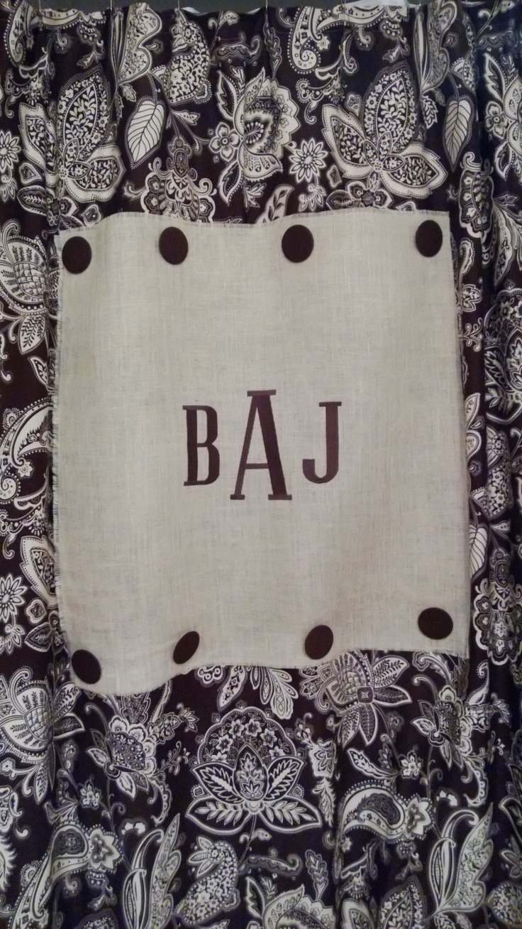 80 quot x72 quot shabby rustic chic burlap shower curtain ivory lace ruffles - Shower Curtain With Burlap Panel