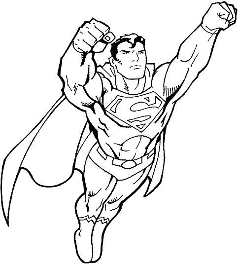 Superhero Coloring Pages Best Coloring Pages For Kids Superhero Coloring Pages Superhero Coloring Superman Coloring Pages