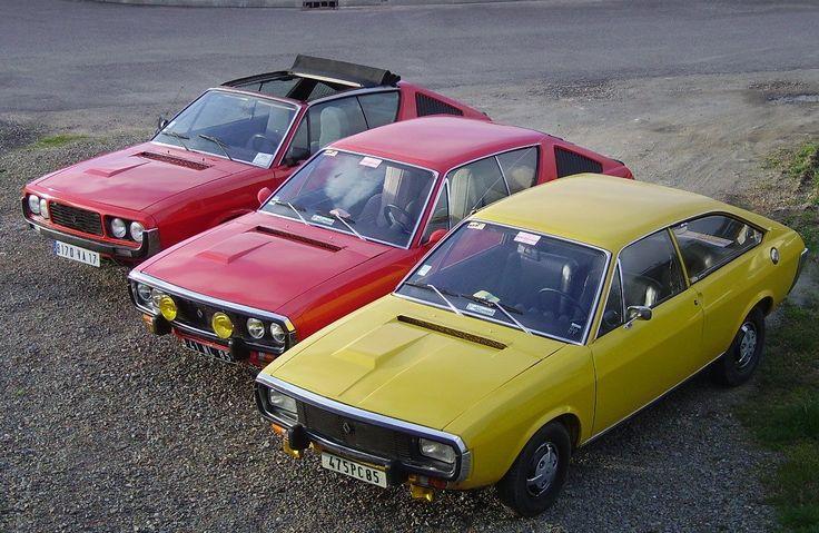 Renault 17 TS                                                                                                                                                                                 Plus