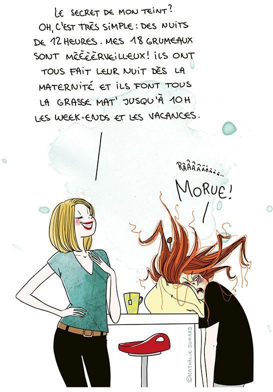 Petit précis de Grumeautique - Blog illustré: Ave Bouffonus, Mor[ue]turi te salutant