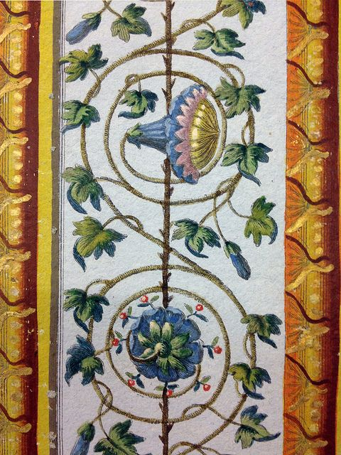 From Raphael's loggia ornament.