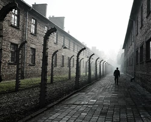 Auschwitz death concentration camp. Being Dutch, I guess visiting this camp is a must.