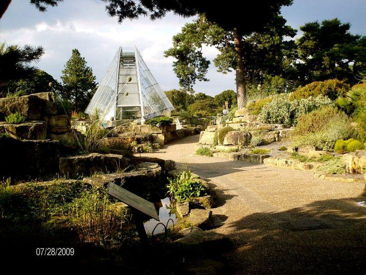 Kew Royal Garden i London