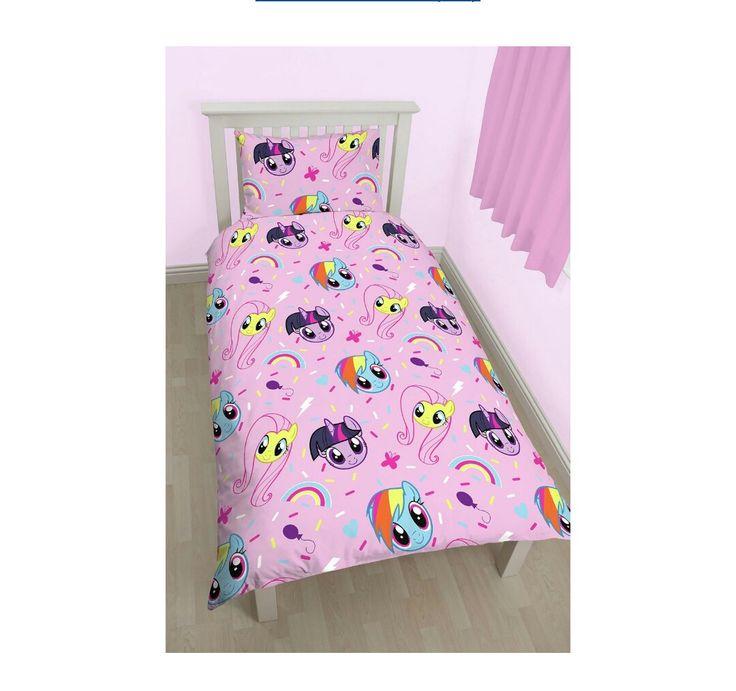 12 best My Little Pony Bedroom images on Pinterest | Ponies, Pony ...