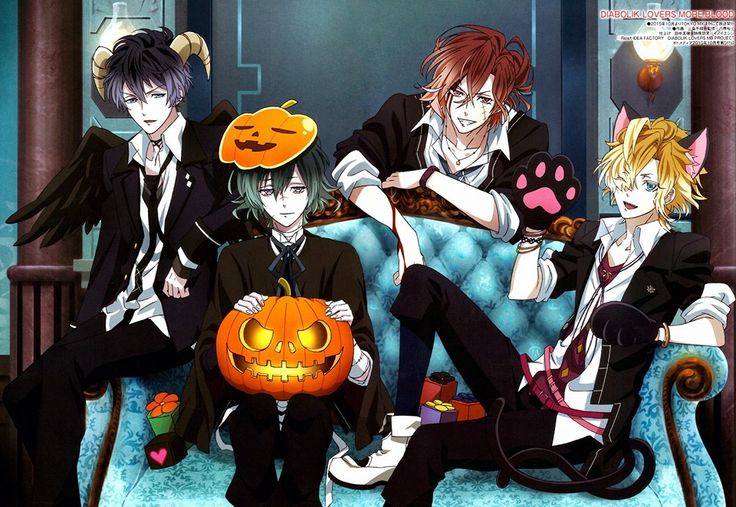 Anime Characters For Halloween : Best images about diaboliks on pinterest diabolik