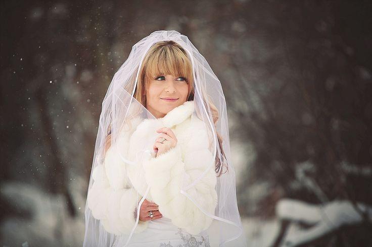 Winter Wedding Inspiration  Edmonton Wedding Photographers