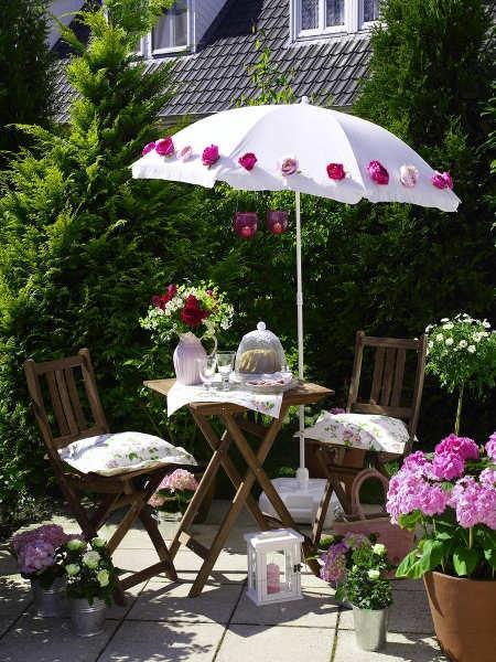 6 Pc Patio Set With Umbrella: 25+ Best Ideas About Bistro Set On Pinterest