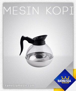 Decanter Cup Glass, Harga Rp 100.000 untuk spesifikasi produk silahkan kunjungi website kami http://ramesiamesin.com/mesin-kopi/