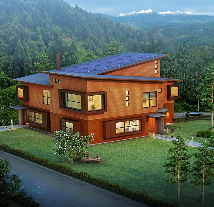Uma Rede Duplex De Energia Zero Remodelar A Nossa Vale Do Sol Id 361 Team Com 361teamcom De Duplex En Architecture Duplex Design Architecture Exterior