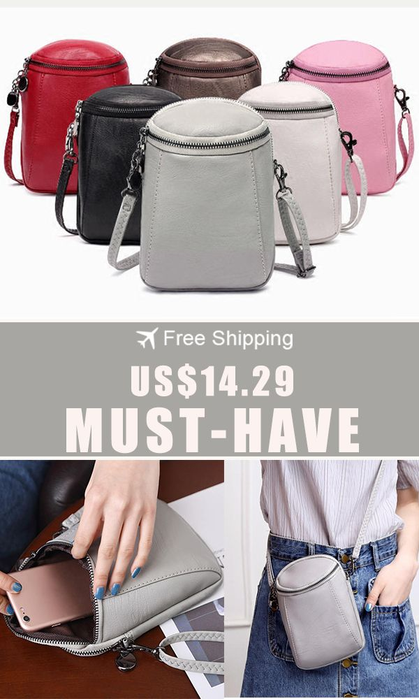 13fab0c85a40 Hot Sale. Women Casual PU Crossbody Bag Bucket Bag. Get Now   women bag  shoulder  bag  women fashion