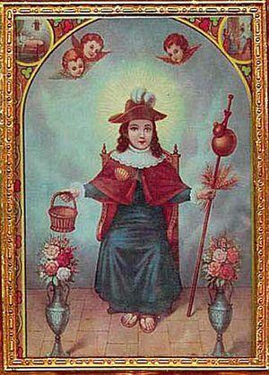 Santo Niño de Atocha - © Dominio público