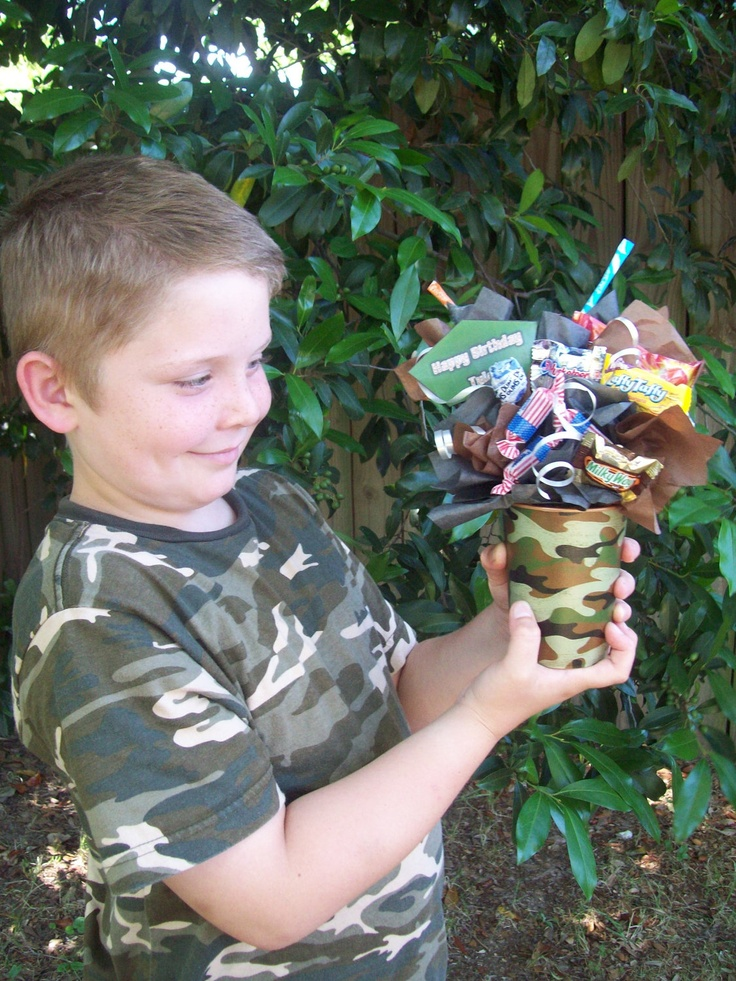 8 Camo Kids Candy Party Favors by LynnsCandyCreations on Etsy
