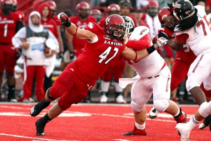 Christian Fanning of Eastern Washington Football is gearing up for the 2014 college football season. Eastern Washington is coming off its second straight Big Sky Conference title, and back to back appearances in the FCS semifinals. Christian Fanning of Eastern Washington Football was a standout kicker for the Cathedral Catholic High School football team.