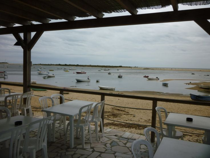 El Portal de Susana: Visita a Cacela Velha y comida en Fábrica, un oasis en el Algarve portugés