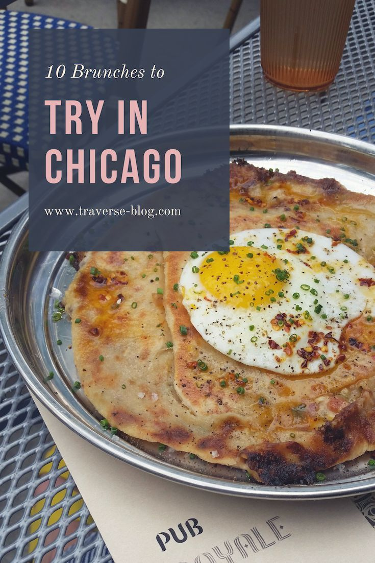 Best Chicago Brunch Restaurants That Accept Reservations Downtown Restaurant