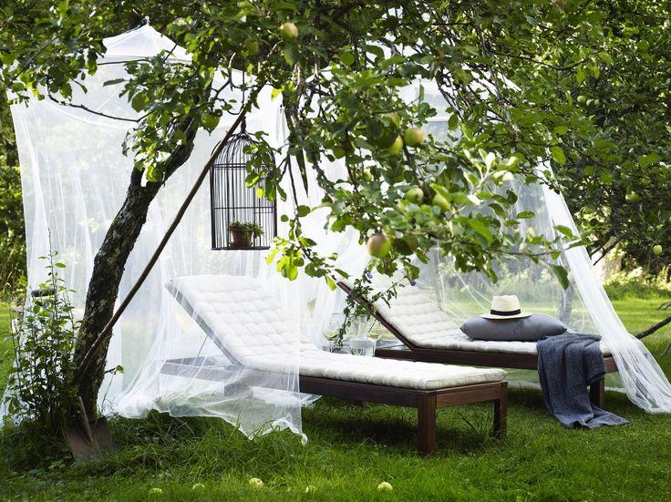 Twoje miejsce w ogrodzie - relaks i odpoczynek