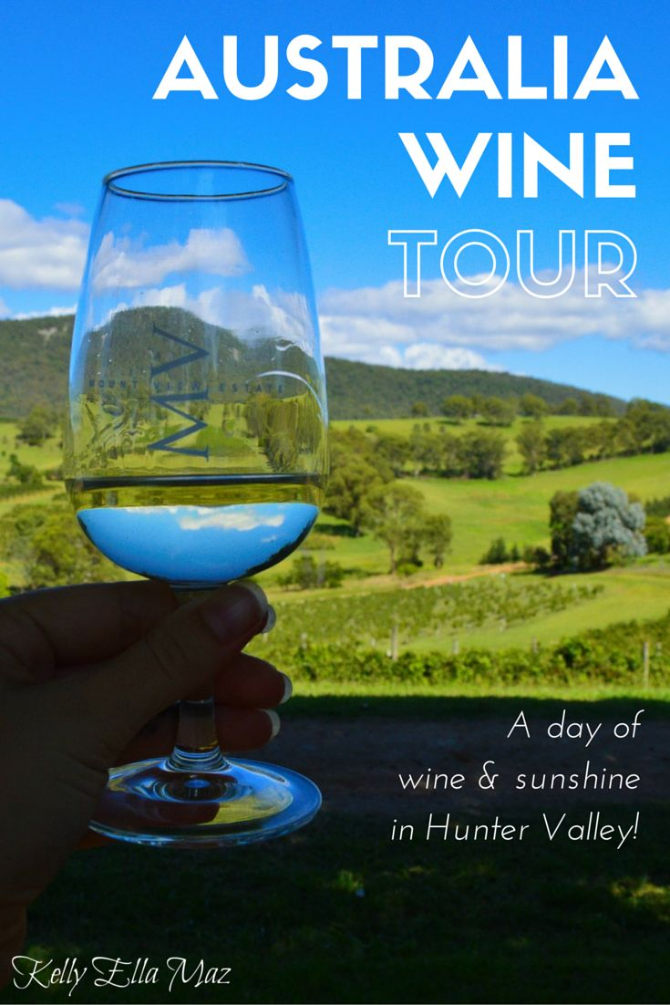 Let's drink! Exploring the wineries in Australia's Hunter Valley. Click the image to read more.