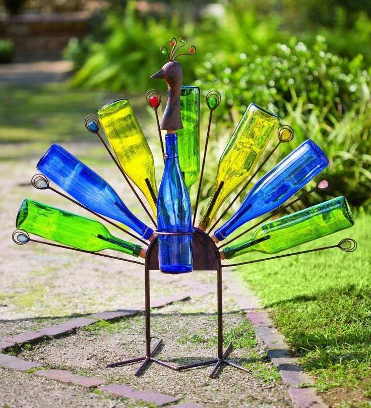 Die 25+ Besten Ideen Zu Gartendeko Selbstgemacht Auf Pinterest ... Gartendeko Selber Machen Gnom Fee Tuer Baum Gestaltung